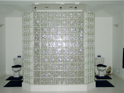 Glass Block Bathroom Designs on La Mort Aux Blocs De Verre   Death To Glass Blocks