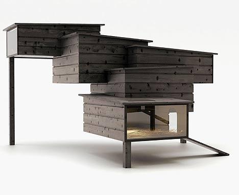architectural-chicken-coop