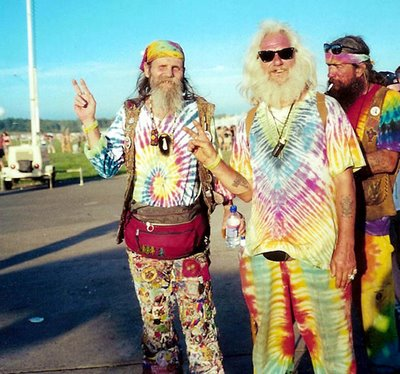 How to spot a Hippie | Life of an Architect