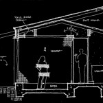 An Architect's House – Master Shower