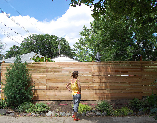 Perfect Horizontal Wood Privacy Fence Designs 500 x 393 · 208 kB · jpeg