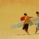 'Let's go surfing'