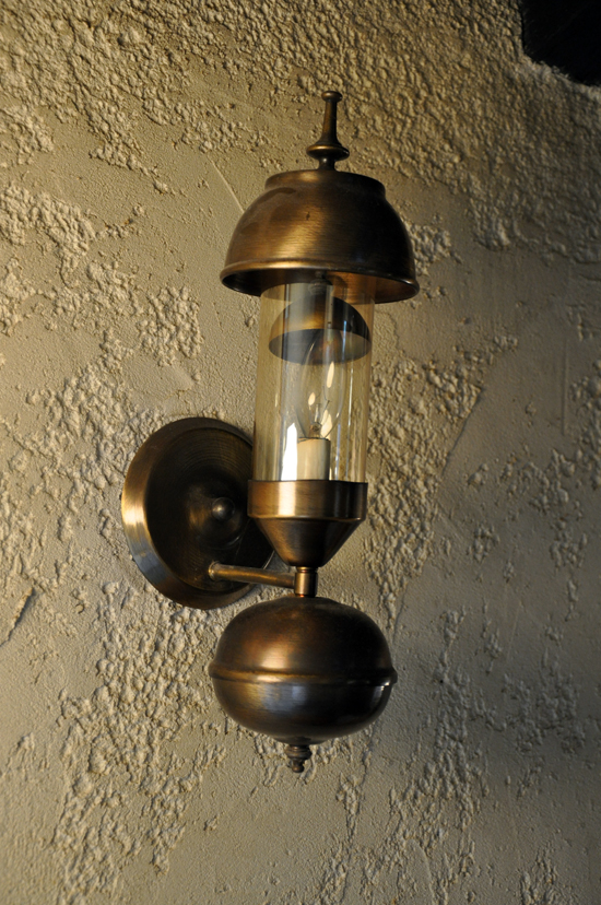 An Architect's House | Ye Olde Sconces | Life of an Architect