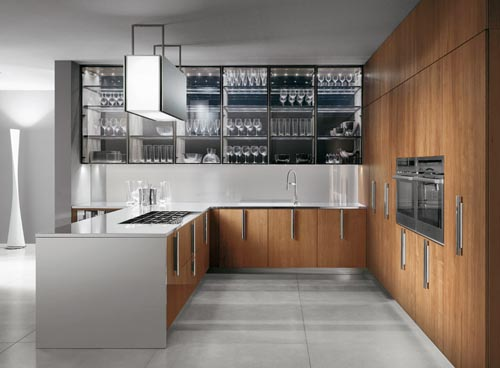 Top 10 modern kitchen design trends life of an architect for Modern kitchen looks