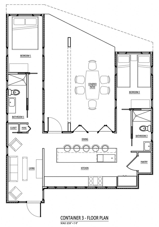 Container House On Pinterest Shipping Container House Plans Shipping Conta