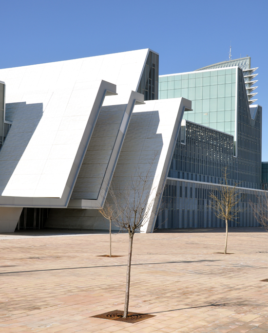 Convention Centre of Aragon