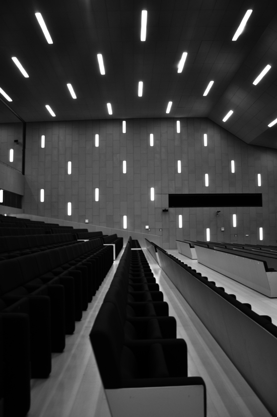 Convention Centre of Aragon - Performance Hall