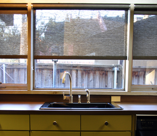 Sliding Kitchen Window : Modern house challenge site built windows life of an