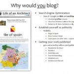 Why would you blog?