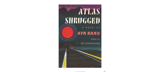 'Atlas Shrugged' by Ayn Rand