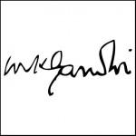 Gandhi Signature