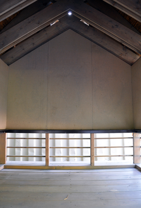 Homasote panels