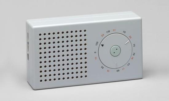 Dieter Rams T3 Pocket Transistor Radio