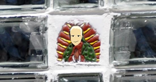 Virgin Bob tile