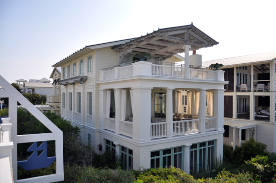 The architecture of seaside florida life of an architect for Florida residential architects