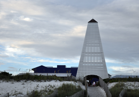 The Architecture Of Seaside Florida Life Of An Architect