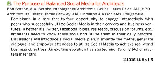 The Purpose of Balanced Social Media