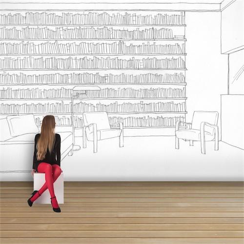 Brigid Stevens Studio - Wall Covering