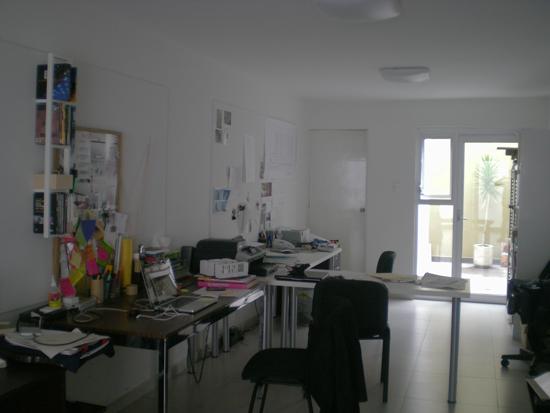 Erik Munoz Garcia's Desk