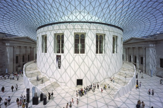 The Great Court of the British Museum / Foster & Partners