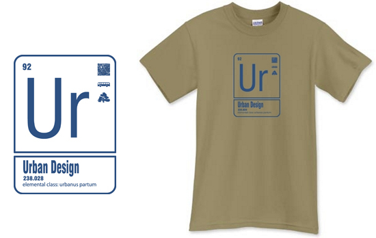 Urban Design T Shirt from Life of an Architect