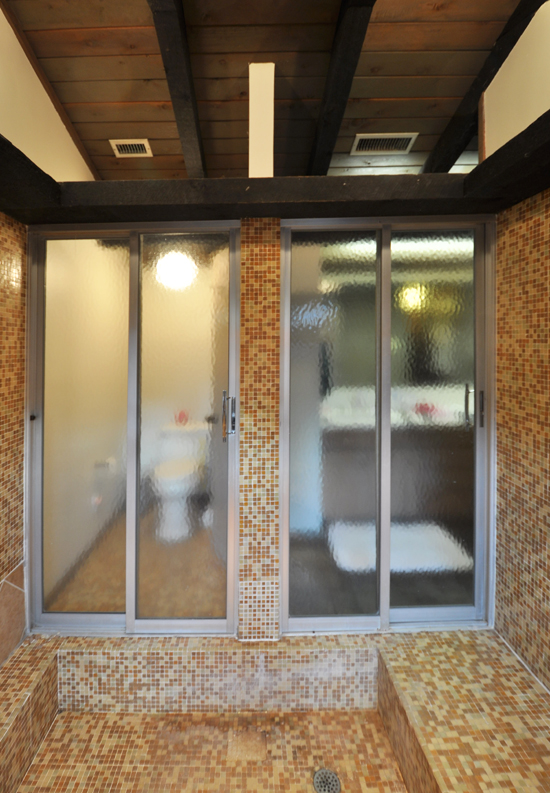 Privacy Sliding Doors