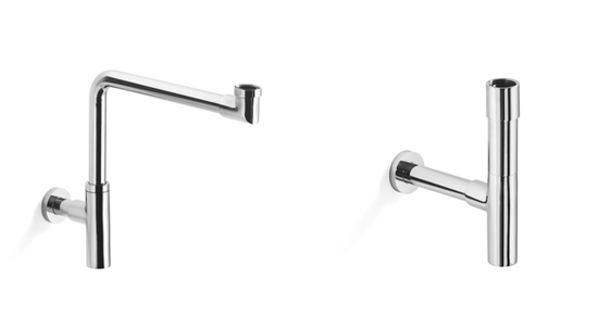 WS Bath Collections Trap Linea 53921 and 5392