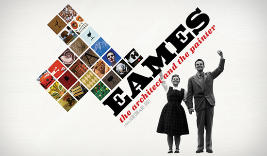 Eames DVD The Architect and the Painter