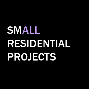 Small Residential Projects