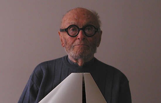 Architect Philip Johnson