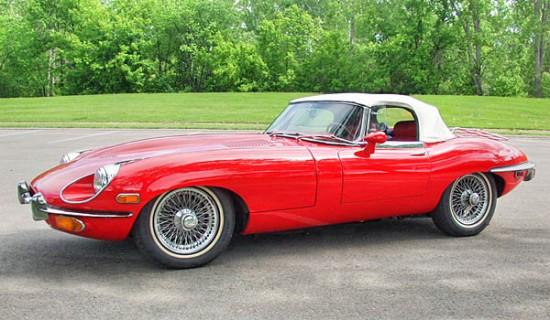 1969 Jaguar XKE II