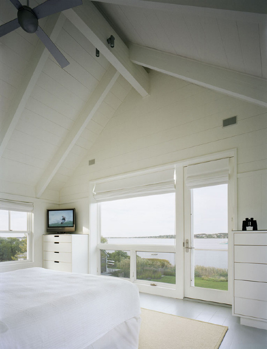 Painted White Wood Ceilings Life Of