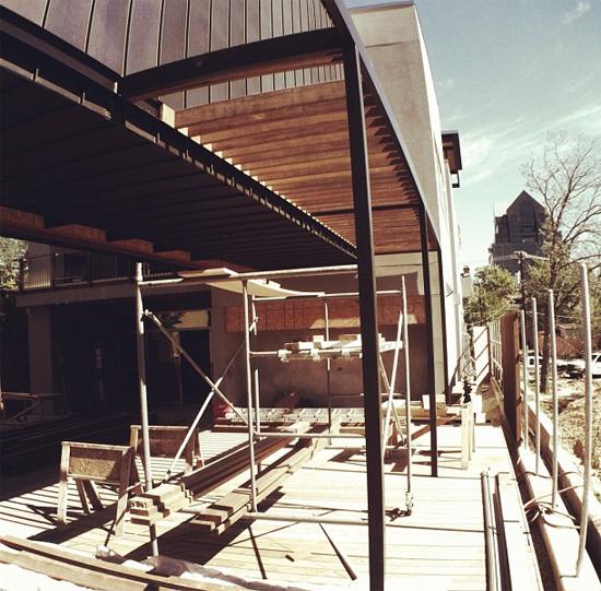 landscape trellis designs urban trellis roof deck modern deck new, Wohnideen design