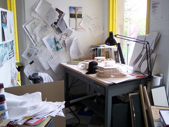 Robert Pivovarnick student desk