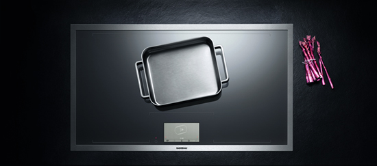 Gaggenau CX 491 full induction cooktop