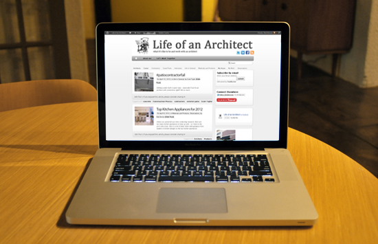 MacBook Pro for Life of an Architect