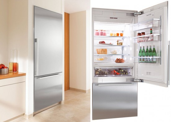 Miele KF 1901 VI Refrigerator Freezer Combination