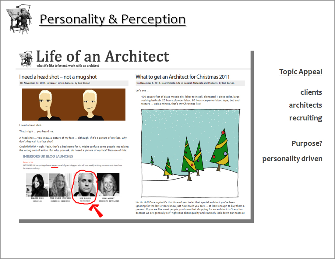 AIA National Presentation - Life of an Architect 15