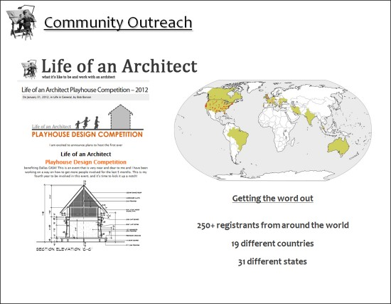 AIA National Presentation - Life of an Architect 17