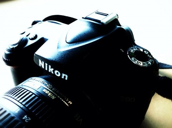 Nikon D90 Camera