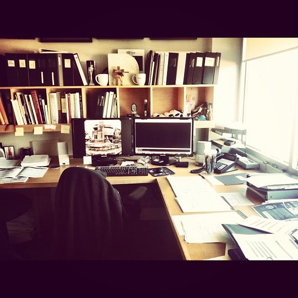 Architects Desk an architects' desk