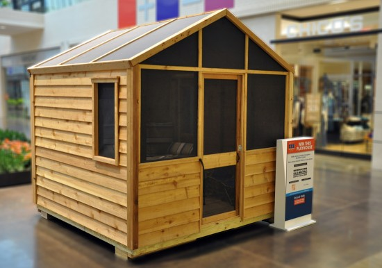 Home Depot Playhouses : A look at all the playhouses life of an architect