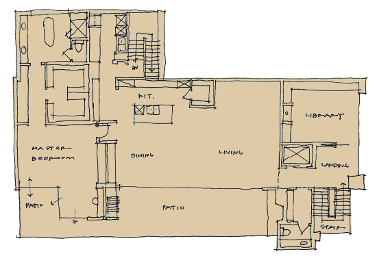 woodland upper level plan 01