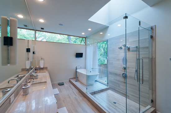 Shorecrest Master Bathroom
