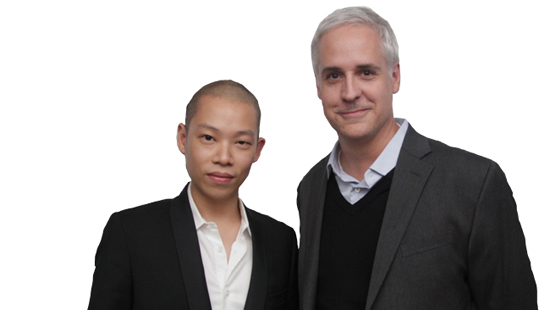 Architect Bob Borson and Fashion Icon Jason Wu
