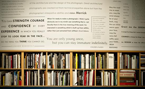 Brad Feinknopf's Library