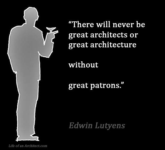 Design Quotes - Edwin Lutyens