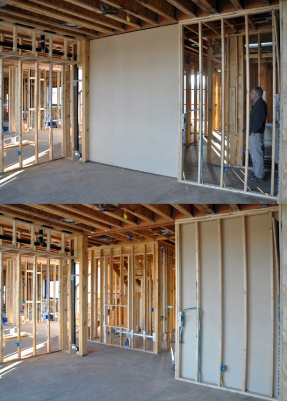 Cottonwood Modern Sliding Door Combo
