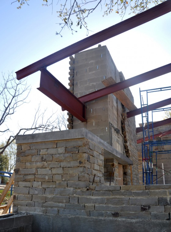 Cottonwood Modern concrete countertop at Pavilion 04
