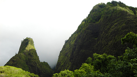 Iao Valley, Hawaii